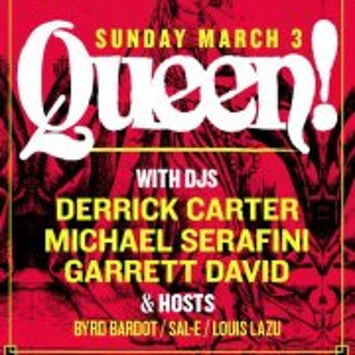 Live at Queen 3-3-13