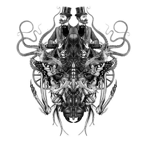Andreas noiR - Darwinism (Promo MIX 2013)
