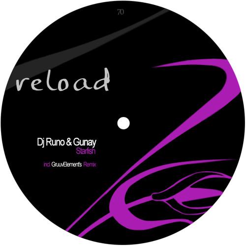 Dj Runo, Gunay - Starfish // Reload