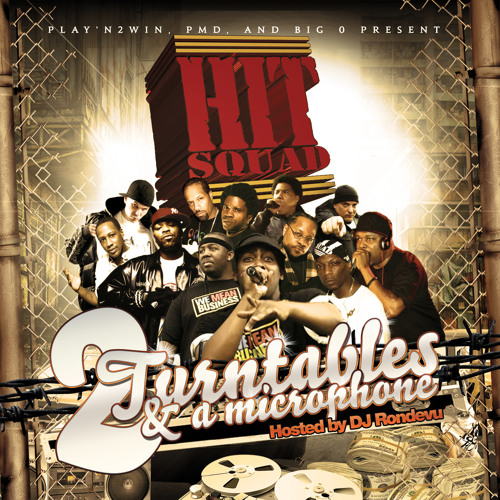 06 How I Get Down - Skoob of Das Efx (Produced By Marco Polo) The Hit Squad Mixtape 2013
