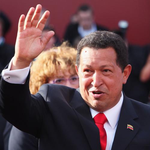 Hugo Chavez, the unlikely president