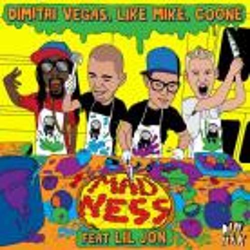 Dimitri Vegas, Like Mike & Coone - Madness (feat. Lil' Jon) [Thyron!x & Sarcasm Kills Remix]