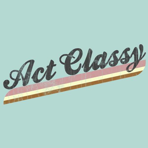 Act Classy Lunch Break Podcast (Jingle)