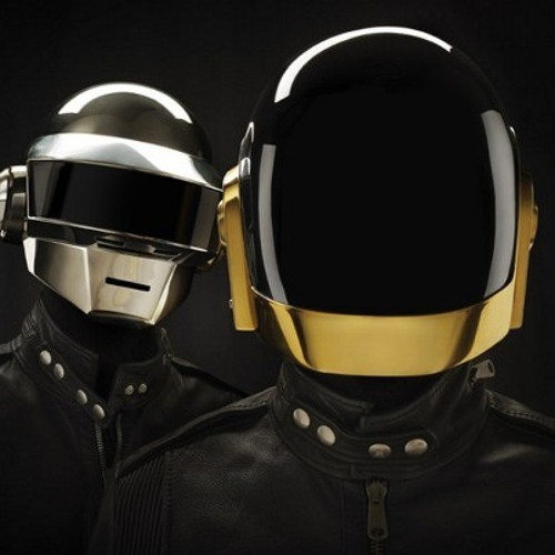 DAFT PUNK 2013 SNL REMIX Piano and clavier mix