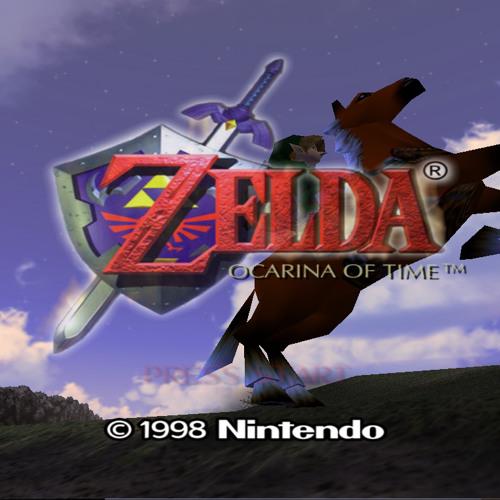 Zelda Ocarina of Time - Gerudo Theme