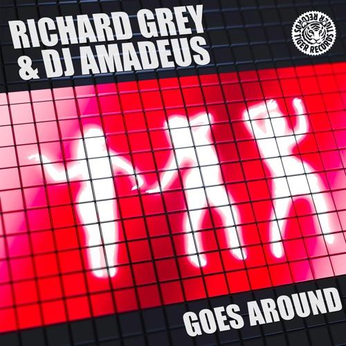 "Richard Grey & DJ Amadeus ""Goes around"" preview"