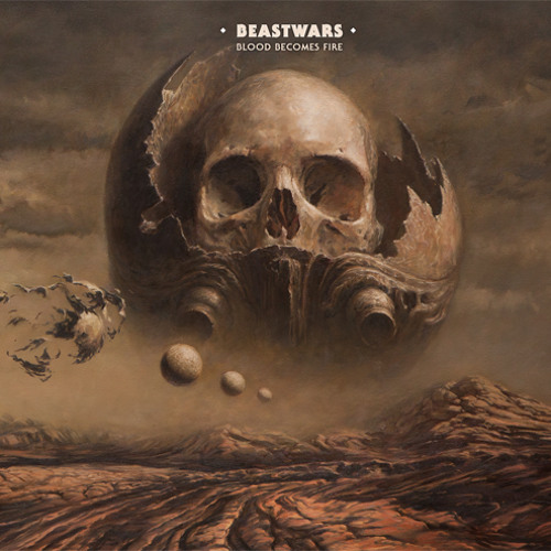 Beastwars - Blood Becomes Fire (Side A taster)