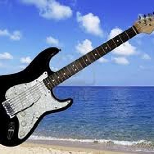 The guitar and the Sea