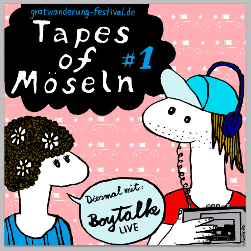 Tapes of Möseln #1 - Boytalk (live)