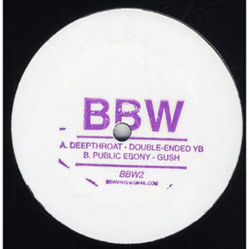 Public Ebony - Gush [BBW2]