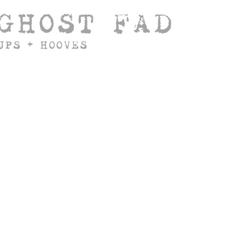 Ghost Fad by JPS and Hooves