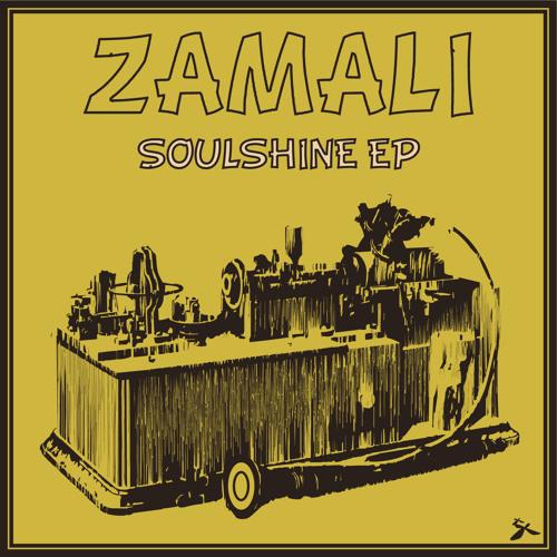 Zamali - A funky buddha