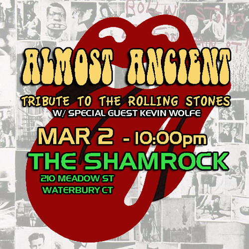 Almost Ancient - Rolling Stones Tribute Show