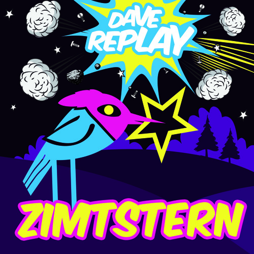 Dave Replay - Zimtstern (Digitate Remix) out at 08.03.13 on Tokabeatz