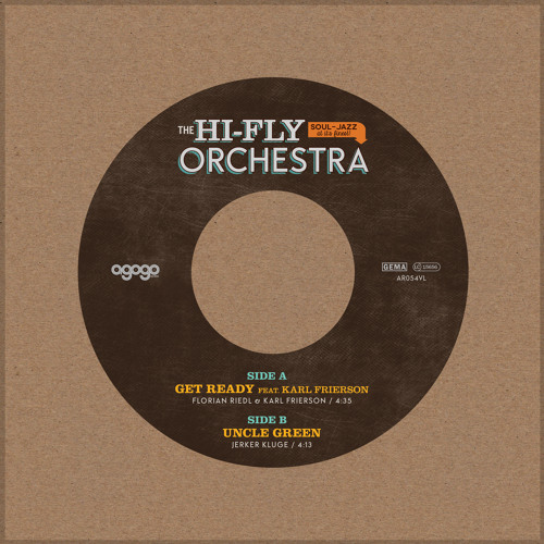 snippet: The Hi-Fly Orchestra - Get Ready / Uncle Green