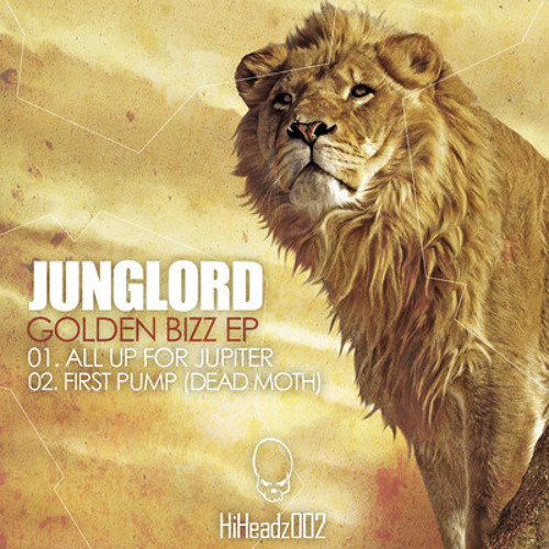 Junglord - All Up For Jupiter [HiHeadz 002] (Free Download)