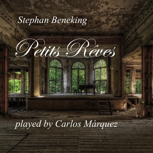 Petit Reve No. 15 in F minor - played by Carlos Marquez - www.beneking.com