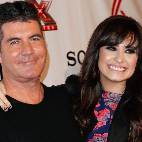 Simon Cowell Hints Demi Lovato Will Return to The X Factor