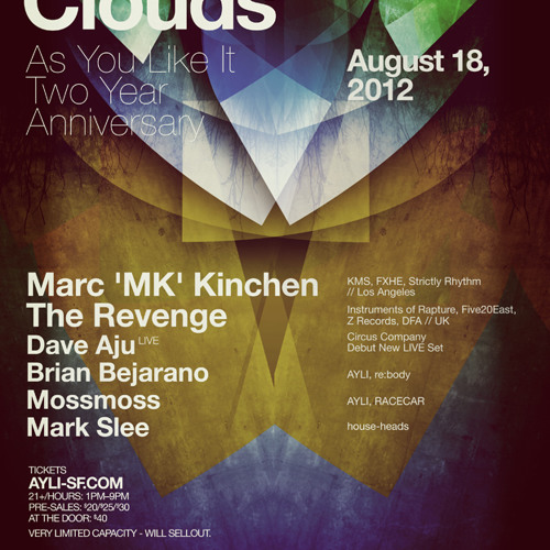 The Revenge at AYLI In The Clouds 08.18.12