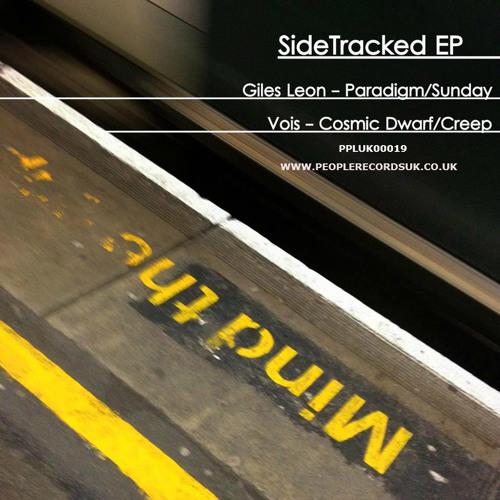 SideTracked EP Paradigm/Sunday Cuts