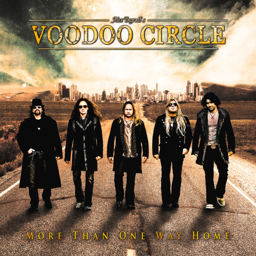VOODOO CIRCLE - The Ghost In Your Heart (2013)