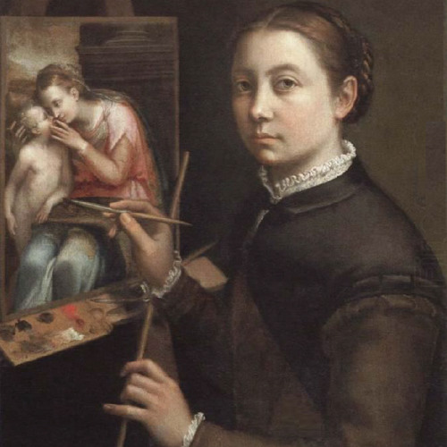 "Sofonisba Anguissola en ""Mujer tenía que Ser"""