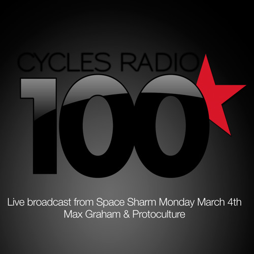 Cycles Radio Live 001 - Max Graham &  Protoculture at Space Sharm in Egypt