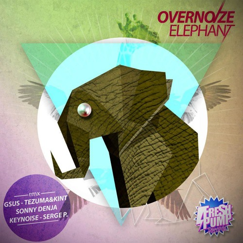 OverNoize - Elephant (GSUS! remix) OUT NOW ON BEATPORT!!!
