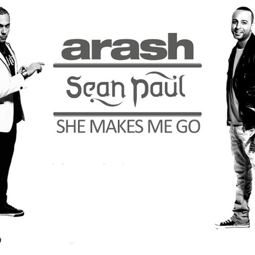SEAN PAUL ARASH MaHi *** SHE MAKES ME HARLEM SHAKE REMIX***