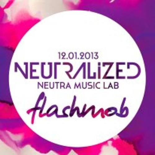 Flashmob Djs set @ Neutra Music Club, 12.01.2013