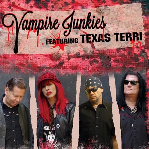 Denmark Street - (by 'The Vampire Junkies Featuring Texas Terri')