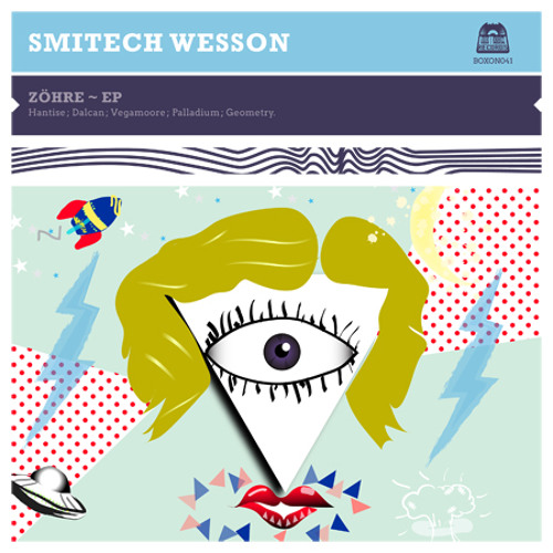 "02 Smitech Wesson ""Rebellious (Original Mix)"""