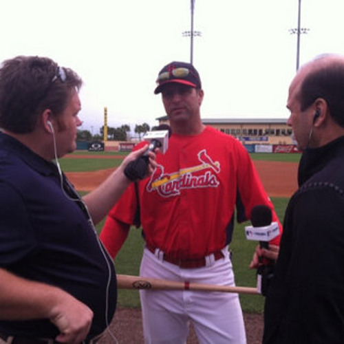Cardinals Manager Mike Matheny talks about his confidence in the Cardinal's rotation