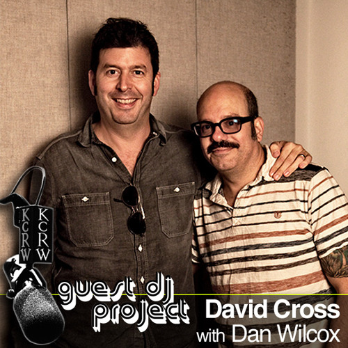 David Cross on KCRW's Guest DJ Project