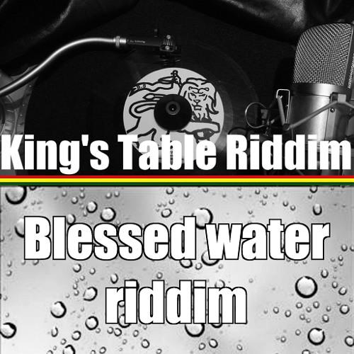 Blessed water riddim 4in1