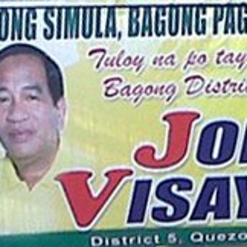 Joe Visaya Campaign Jingle (2013)