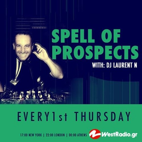 LAURENT N. SPELL OF PROSPECTS 011 @ WESTRADIO MARCH 2013