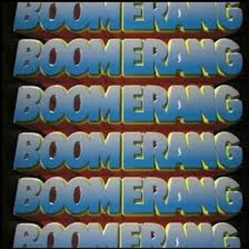 Boomerang(lazer remix)