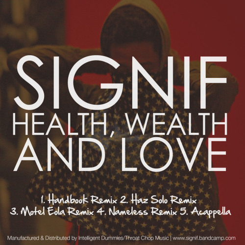 Signif - Health, Wealth & Love [NAMELESS Remix]