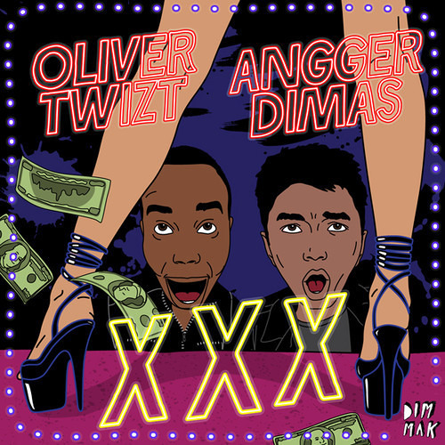 XXX (Vandalism & Mr. Fluff Remix) Teaser - Oliver Twizt & Angger Dimas