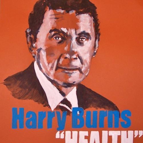 The Glad Academy presents Harry Burns on Health.