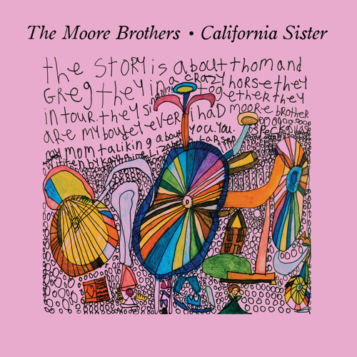 Digital Single - California Sister