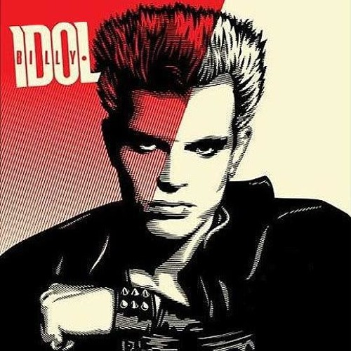 Billy Idol - Eyes Without A Face (E-Edit)