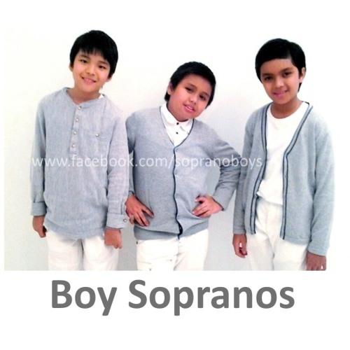 Boy Sopranos - Damai Bersamamu
