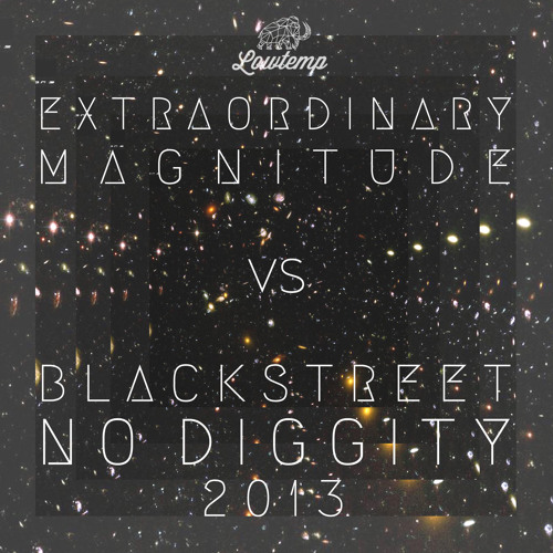 Exmag Vs. Blackstreet - No Diggity 2013