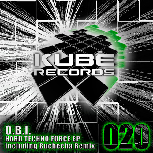 O.B.I. - Dub It Hard Preview (Kube Records 020)