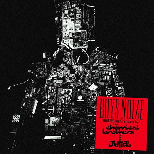"Boys Noize ""Ich R U"" (Justice Remix)-BNR100"