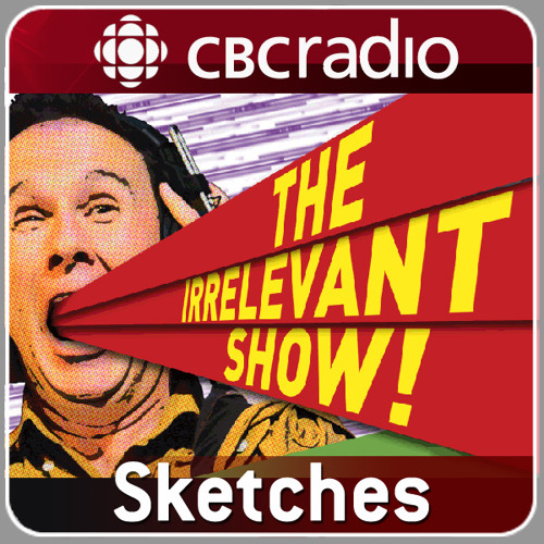 The Irrelevant Show: Batman and Bane - Sketch