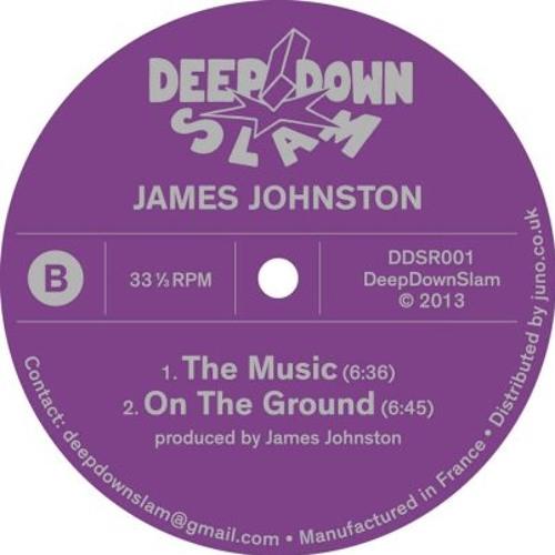 Washerman/James Johnston - Split Slam EP (Deep Down Slam 001) - JJ side
