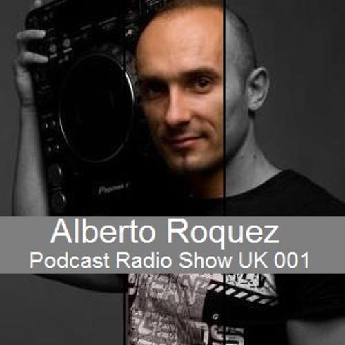 Alberto Roquez&Beatsoul-Podcast Radio Show uk/001/March(Deep House)Tracklist